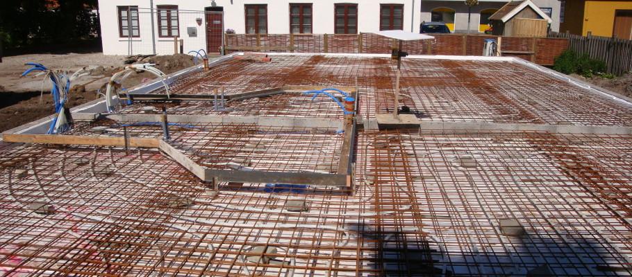 Jord og beton